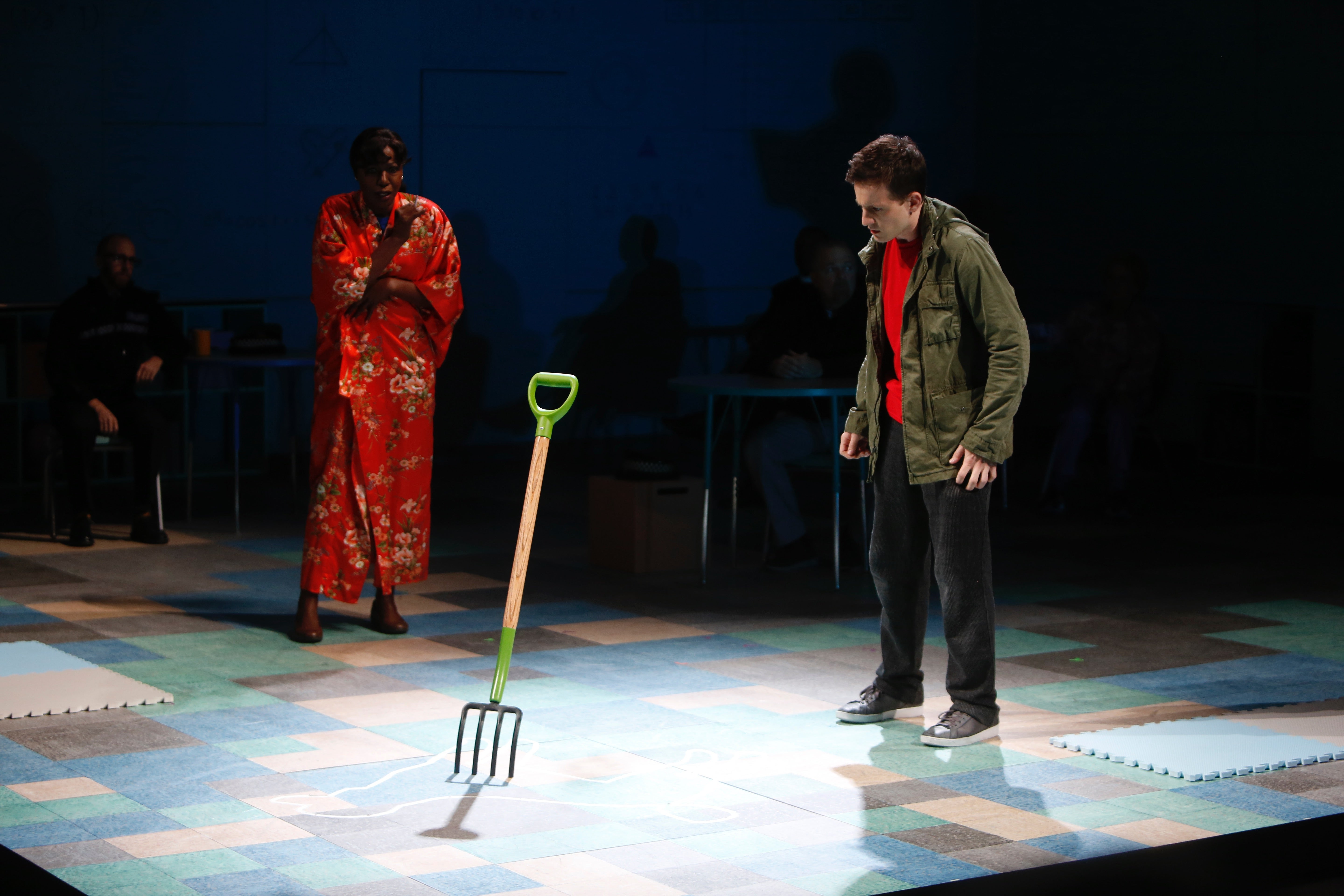 The Curious Incident Of The Dog In The Nighttime  Repertory  Amy Blackman And Nick Lamedica Photo By Jerry Naunheim Jr Old English Essay also Essay Papers Online  College Essay Papers
