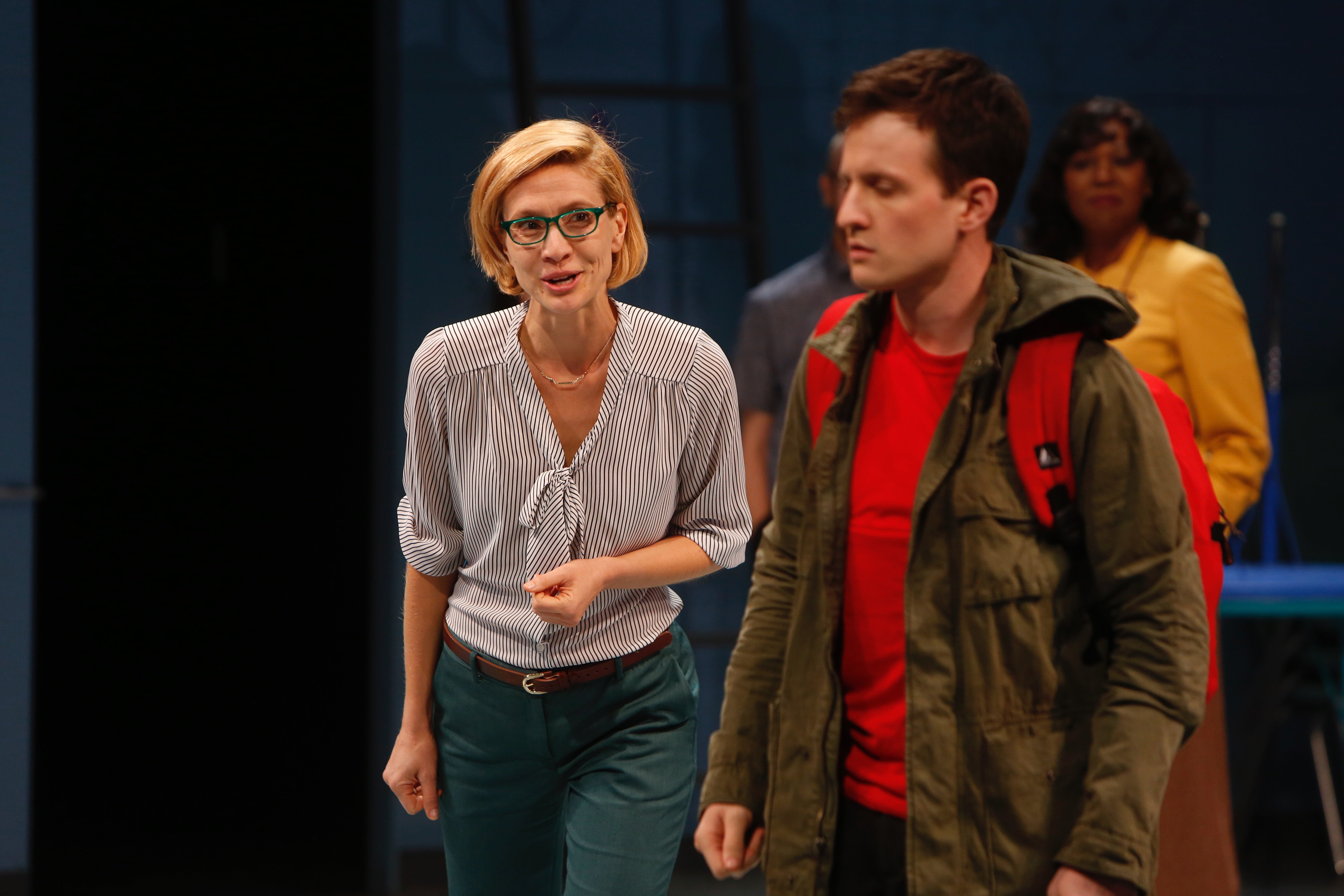 the curious incident of the dog in the night time  repertory  click to watch the curious incident show trailer