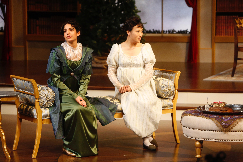 Miss Bennet Christmas At Pemberley.Miss Bennet Christmas At Pemberley Repertory Theatre Of