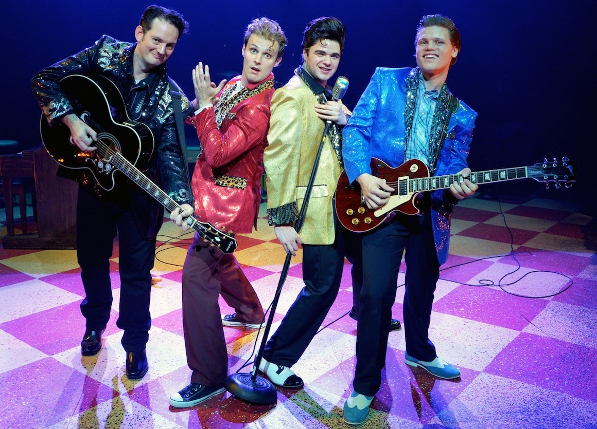 More Info for Million Dollar Quartet