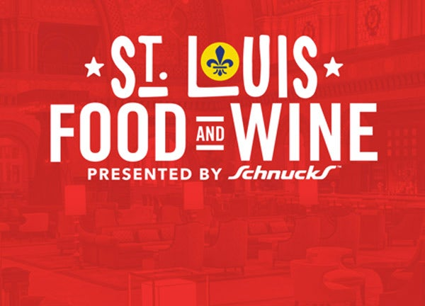 More Info for St. Louis Food and Wine