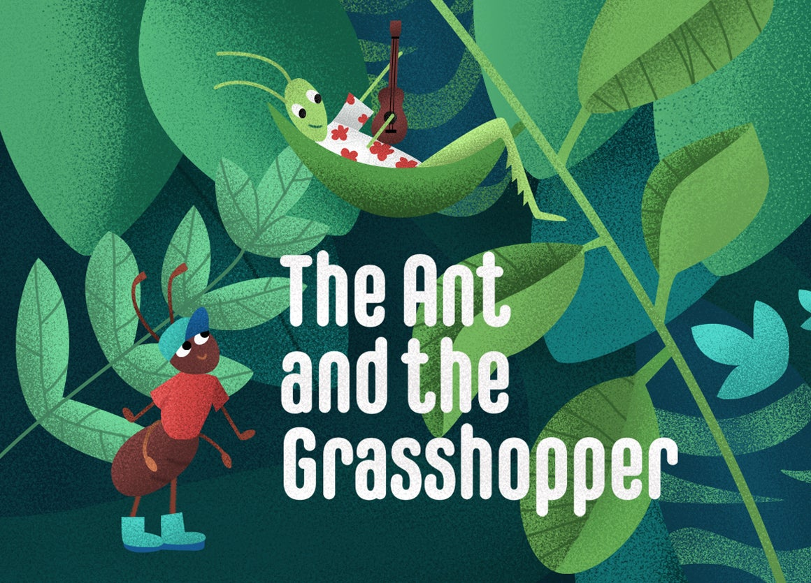 More Info for The Ant and the Grasshopper