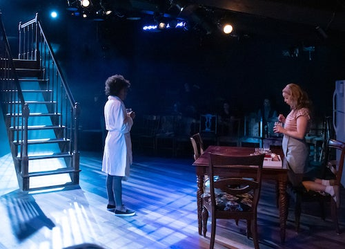 Review Roundup: FEEDING BEATRICE offers smart scares in The Rep Studio Theatre