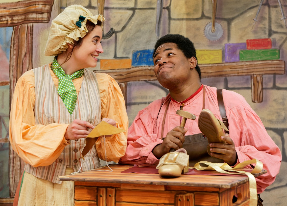 More Info for The Elves and the Shoemaker