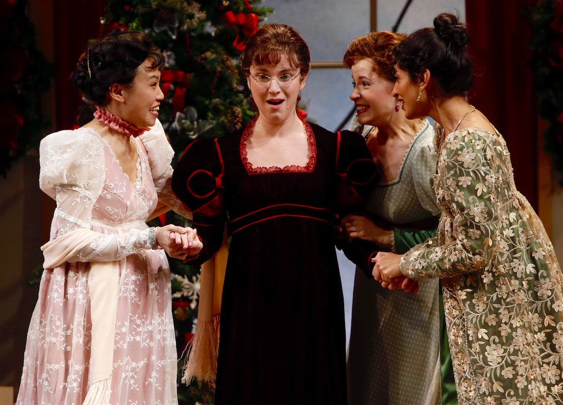 More Info for Miss Bennet: Christmas at Pemberley