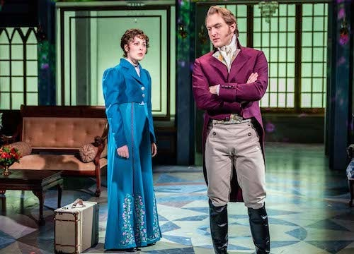 Review Roundup: PRIDE AND PREJUDICE is a holiday smash hit